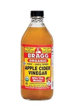 Appelazijn, handig om bij bicarbonaat te gebruiken!