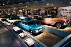 Best Manufacturer Car Museums - Motor Trend