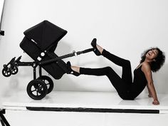 All about #Bugaboo All Black Series