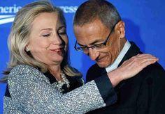Hillary R. Clinton, John D. Podesta