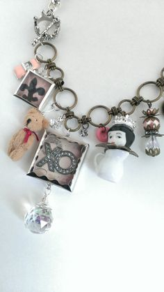Hey, I found this really awesome Etsy listing at https://www.etsy.com/listing/216329195/whimsical-little-princess-chunky-charm