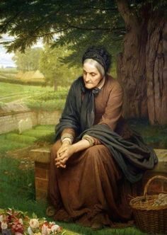Perugini, Charles Edward (b,1839)- Faithful