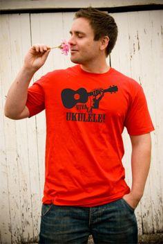 aec17a1c 44 Best Ukulele Shirts images | Parka, T shirts, Tee shirts