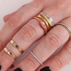 Why, yes, the Fairy Light First Knuckle Ring does look amazing...