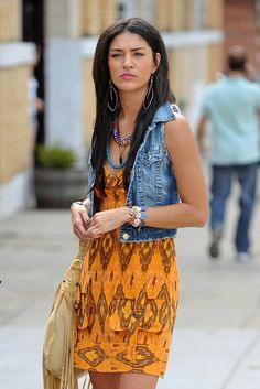 Jessica Szohr Photo - Penn Badgley and Jessica Szohr Film 'Gossip Girl'
