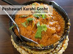 Peshawari Karahi Gosht Recipe by Shireen Anwar