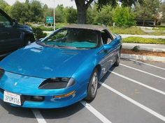 1996 Chevrolet Camaro - Simi Valley, CA #1048617018  Once Driven