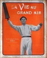 Vie Au Grand Air (La) N° 293 Du 21/04/1904 - Au Fronton St-James - Munita - Pelote Basque - Le Parachute Du Coureur.