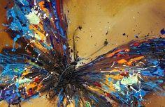 Bildergebnis für butterfly painting