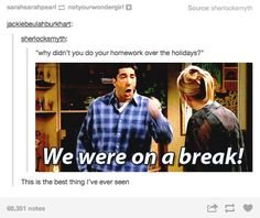 When they summed up everyone's thoughts on the first day back. | 21 Times Tumblr Totally Knew What You Were Going Through At School