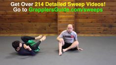 Super Easy and Effective Sweep from Butterfly Guard by Jason Scully | The Jiu-Jitsu Times