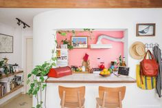 Room Inspiration, Interior Inspiration, Artistic Room, Living Room Decor, Bedroom Decor, Sala Grande, Ideas Hogar, Girl Bedroom Designs, Home Alone