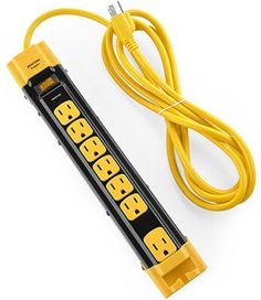 Power strips with long cords