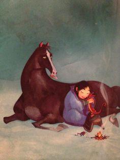 Mulan I love this movie