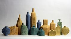 Malcolm Martin and Gaynor Dowling - sculpture and applied art - Current/Forthcoming