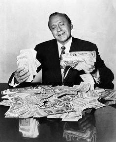 Happy 39th Birthday (February 14, 1894 – December 26, 1974) to Jack Benny