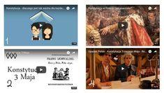 O Konstytucji 3 Maja z dziećmi - zbiór przydatnych materiałów - Dzieciaki w domu Movies, Movie Posters, Historia, Films, Film Poster, Cinema, Movie, Film, Movie Quotes