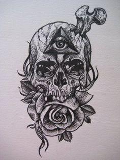 sketch by john dyer baizley