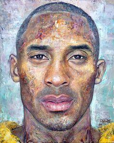 "Kobe Bryant ""Portrait Of A Laker"""