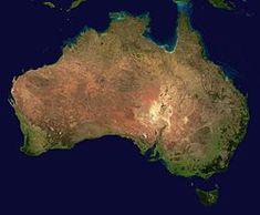 Interactive map of Deserts of Australia Tasmania, Celle Que Vous Croyez, Facts About Australia, Satellite Maps, Australian Continent, Wanderlust, Australia Map, Space Australia, Western Australia