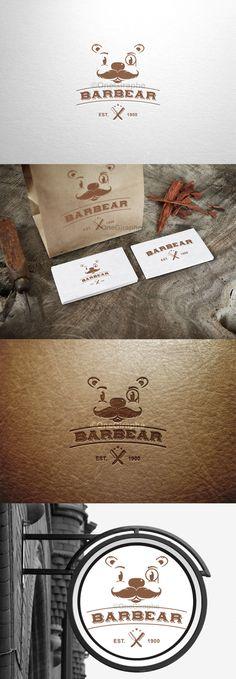 Typography Logo, Logos, Barber Logo, Brand Identity, Branding, Sale Logo, Logo Design, Graphic Design, Baby Boom