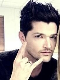 The Script - Danny It not just me that does that hand cool thing