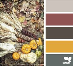 cream, slate gray, burgundy, mustard | love. | Pinterest