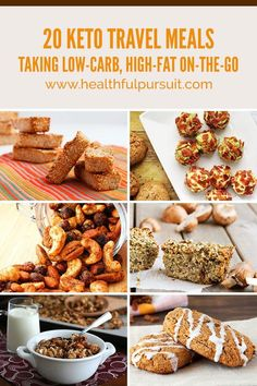 Take your keto on-the-go with these keto travel meals! They're great for those summer road trips. Let's go! It's summer and there's so much to do… road trips, days at the beach, sightseeing, sports, p