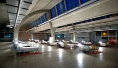 De Ploeg in Bergeijk -   De fabriek omgetoverd tot een prachtige slaapzaal met 25 bedden.