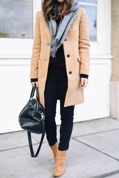 Topshop gray scarf