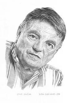 Stano Dančiak, portrét Dušan Dudo Hanes