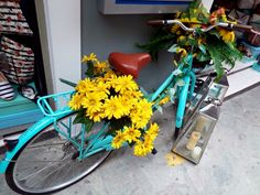 Flower Bike - Kos, Greece 2015