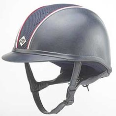 Custom Charles Owen AYR8 Helmet | Smartpak | Main Color: Black  Center Panel Color: Black  Mesh Color: Black  Piping 1: Pink Suede  Piping 2: Sparkly Silver - 404
