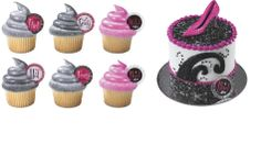 Girls Night out High heels Birthday Cake Decorations - Cake Decorations. Co