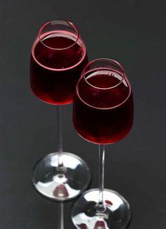 Cranberry Liqueur: 1980s Recipes + Menus : gourmet.com