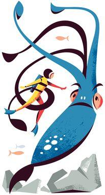 Monocle Mediterraneo - Matt Chase | Design, Illustration — Designspiration