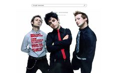 GreenDay Theme from ShinySearch