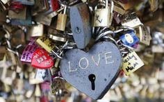 A promise of Eternal Love locked in the city of Romance