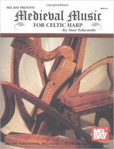 Medieval Music for Celtic Harp: Amazon.de: Star Edwards: Warehouse Deals