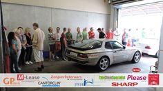 Porsche 944 S2 racedag Tarmaq netwerken op het TT-circuit assen