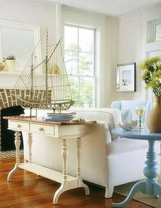 Affordable beach decor for home