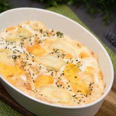 Der Wölkchenauflauf ist lecker, lowcarb, keto, glutenfrei und geht auch noch schnell. Dazu eignen sie sich perfekt fürs Eierfasten.
