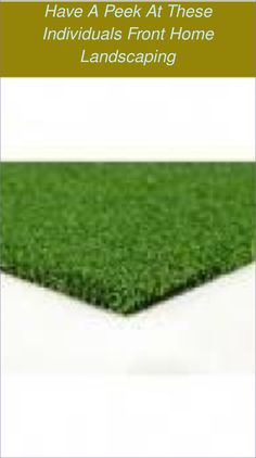 Have a peek at these individuals Front Home Landscaping | Diy Putting Green Indoor | Back Yard Mini Golf | Putting Green Turf | Backyard Putting Green Design. Numerous golf enthusiasts would enjoy their own putting green, but believe they can't manage it. Let's take an appearance at how you can construct your really own putting green #pga #syntheticgrass #golflessons #Landscaping Ideas And Renovation Putting Green Turf, Backyard Putting Green, Home Landscaping, Golf Lessons, Improve Yourself, Indoor, Canning, Landscape, Mini