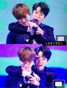 Myungyeol moments