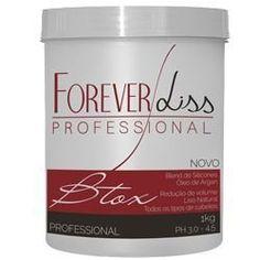 Botox Argan Forever Liss 1KG Forever Liss Btox - TopPrices - Novidades, Qualidade e Preço !