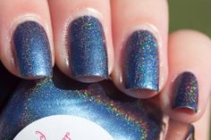 Lilypad Lacquer- Steeling Blue