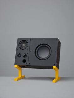 Teenage Engineering's Printables Transform IKEA Speakers Into Something Cool - Design Milk Audio Design, Speaker Design, Teenage Engineering, 3d Prints, 2020 Design, Minimal Design, Tool Design, 3d Design, Industrial Design