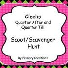This is a fun way for students to practice telling time.  The game cards can be used to play Scoot or go on a Scavenger Hunt.  Follow me to see gre...
