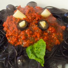 Need an evil dish for your Halloween party? Then you have to try Devil'sSpaghetti. It's incredibly easy ...