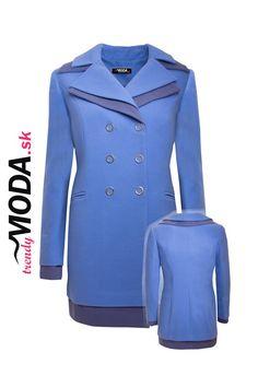 modry-damsky-kabat-ru0511201502-us1 Coat, Jackets, Fashion, Down Jackets, Moda, Sewing Coat, Fashion Styles, Peacoats, Fashion Illustrations